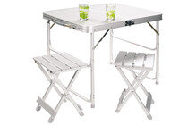 GRAND CANYON Set table pliante pour 2